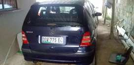 Selling this Merc in driving condition.