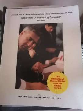 Essentials of marketing research. 3rd edition