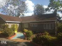 3 Bedroom Bungalow with SQ to let in Mushroom, Kiambu road 0