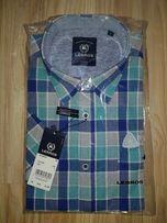 Новая рубашка LERROS, с коротким рукавом, размер L