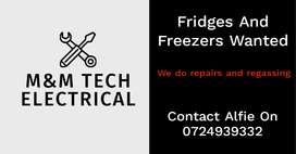 Looking to get rid of your refrigerator or freezer ?