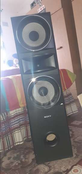 SONY FRONT SPEAKER SYSTEM FOR SALE