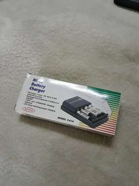 Ni-Cd Battery Charger