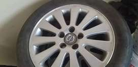 Rims nd tyres