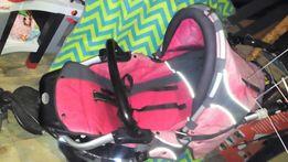 Wózek Jane Slalom 2 w 1 oraz wózek parasolka Jane