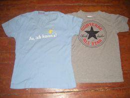 футболки подростковые