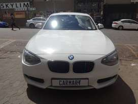 BMW 1-SERIES AUTOMATIC 2014 MODEL