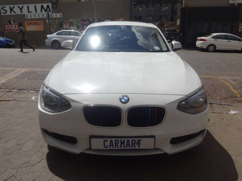 BMW 1-SERIES AUTOMATIC 2014 MODEL 0