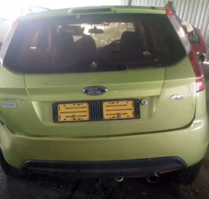 2011 FORD FIGO 1.4i 16V STRIPPING FOR SPARES/PARTS 0