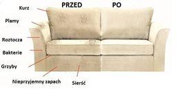 Czyszczenie, pranie dywanów, wykładzin, kanap, narożników, tapicerki.
