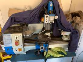 Knuth Multicenter KN2 Lathe for sale - hardly used. Make an offer