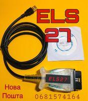 Диагностика ELS27 FORScan RUS Ford Mazda Линкольн Mercury и др. ОБД