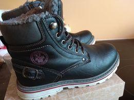 Buty jesień/zima rozmiar34