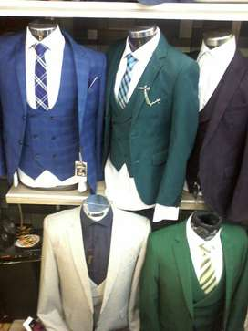 Selling mens suites