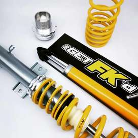 FK Automotive Coilovers