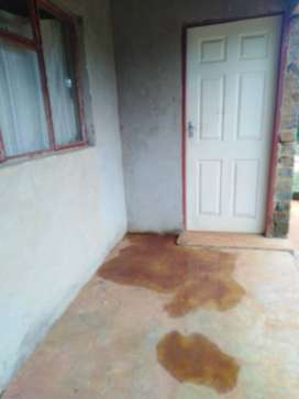 Room to rent in phokeng