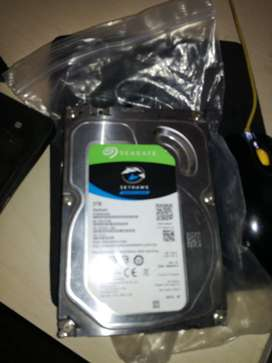 NEW 2 TERABYTE HARD DRIVE FOR SALE