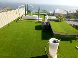 artificial grass /synthetic lawn, Paving s,landscaping and  pebbles