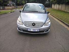 Mecedes Benz B170 for sale