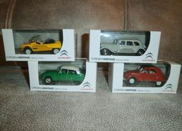 Миниатюрные модели автомобилей Citroën! Новый набор! Авто! Подарок!