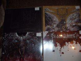 płyty winylowe metal