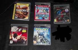 PS3 Games (For Sale)