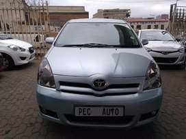 Toyota Verso . 7seaters