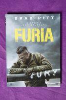 Furia Książka z filmem na DVD