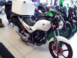 SYM XS125 Delivery