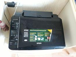 Принтер-сканер струйный EPSON Stylus TX219 Premium, МФУ с копиром, МФУ