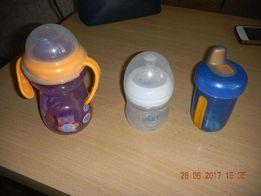 Бутылочки-поилки для младенца