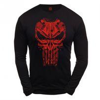 Bluzka z nadrukiem Punisher DTLS44