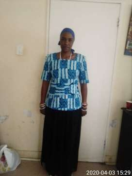 Maid/nanny/cleaner from Zim needs stay in or stay out work