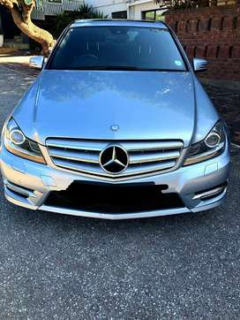 2012 Mercedes C250 BE A/T AMG-Line