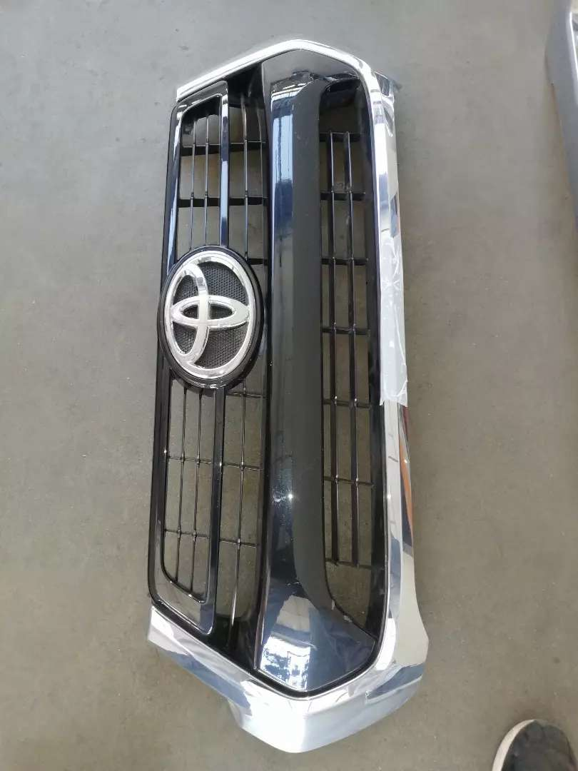 Toyota Hilux Gd6 Grille New Shape available for sale