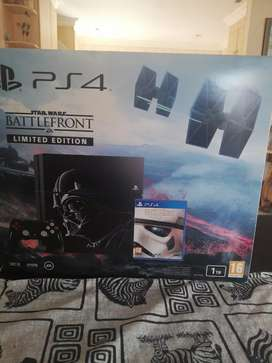 Ps4 limeted edition starwars