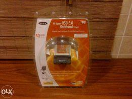 Belkin USB 2.0 Notebook card (F5U222yy)