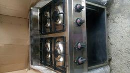 Газова професійна плита BERTOS.Італія