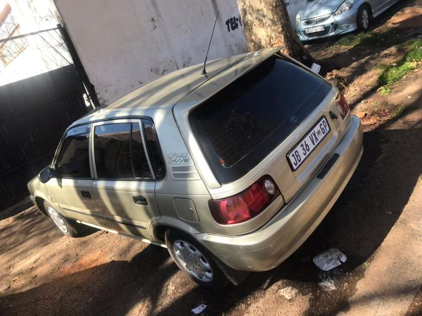 Toyota tazz 2006 for sale 0
