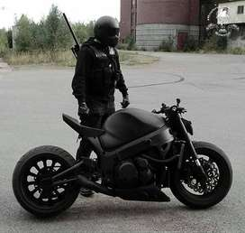 Private motorcycle mechanic