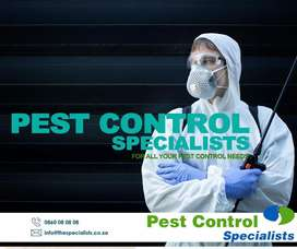 The Specialists Pest Control and Cleaning