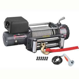 10000U 12V Heavy Duty Winch