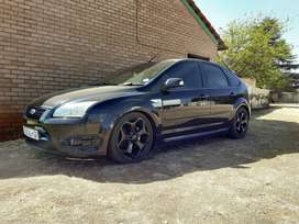 Ford focus st 2.5 big turbo gt 35 turbo all internals are RS internals