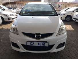 2012 Mazda5 2.0 7Seaters, Manual