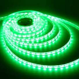LED Strip Lights 12Volts GREEN Colour. Brand New Products.