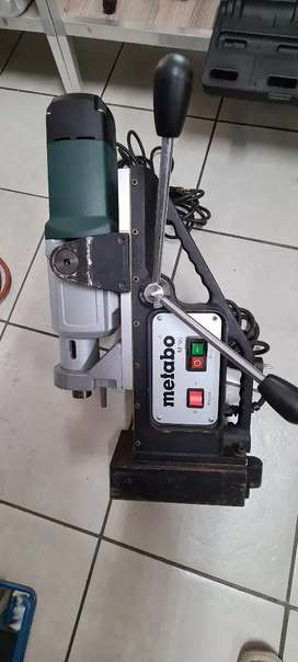 Metabo Magnetic Drill