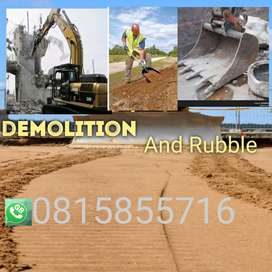 Jeffy demolition and rubble services pty