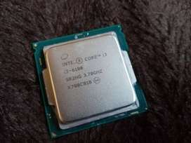 Intel Core i3 6th Gen CPU