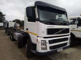 Volvo FM 340 Chassis Cab truck for sale