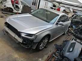 Audi A4 B8 stripping for parts